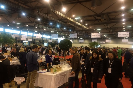 Le nouveau montpellier mill sime bio salon mondial du for Salon vin montpellier