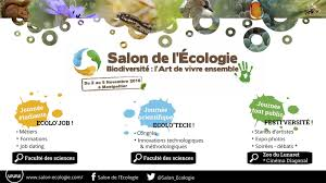Le programme du Salon de l'écologie version 2016